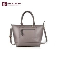 HEC 2018 Factory Wholesale Woman Shoulder Big Ladies Handbag