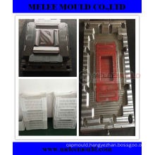 High Quality Plastic Injection Crate Mould in Molding
