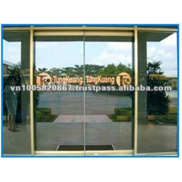 AUTO ALUMINUM DOOR TK760