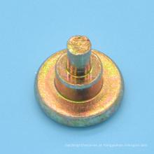 Amarelo zinco parafuso de mão chapeado (cz466)