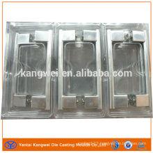 High quality zinc die casting shake handle