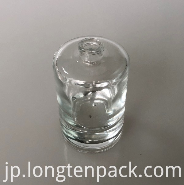 LTP4023 Radius top Column glass bottle