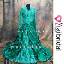 RSW357 Muslim Bridal Wedding Dress