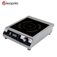 Cocina de inducción vs cocina de infrarrojos