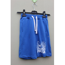 BOY'S KNITTING SHORT PANT WITH PRINT