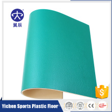 Tapis en plastique de PVC de plancher de gymnastique de gymnastique