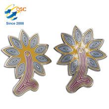 Projete seu logotipo Pins personalizados Metal / alfinetes de lapela grosso