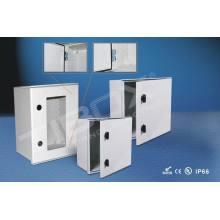 SMC / DMC recinto de poliéster / impermeable cajas de vidrio de fibra