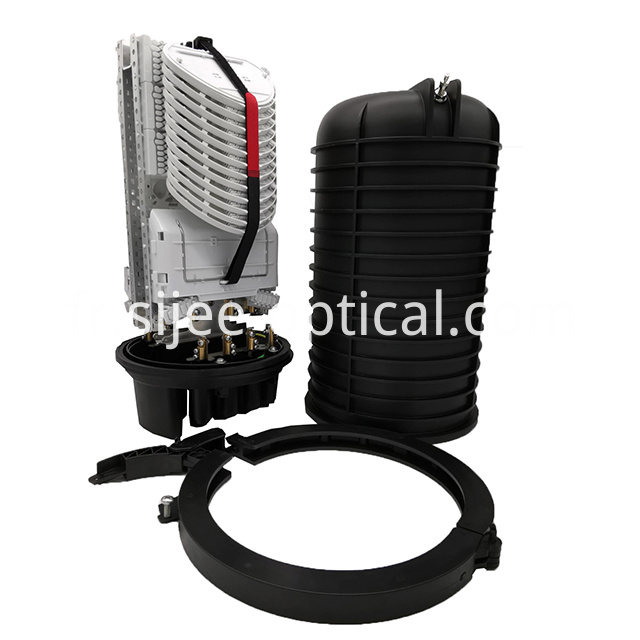 Waterproof Fiber Optic Splice Closure