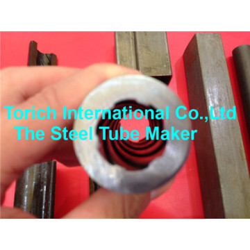 Special Steels Omega Tube