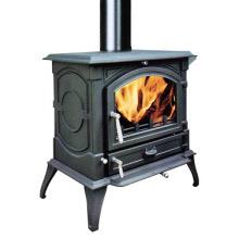 Wood Burning Stove / Pellet Stove (FIPA 062) BBQ