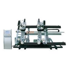 Aluminum Window Processing Machine Vertical 4 Head Corner Assembling Machine