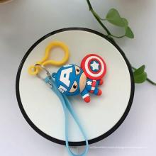 Chaveiro Super Heros Marvel PVC