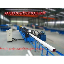 Round shape water downspout pipe rolling forming machine supplier in china
