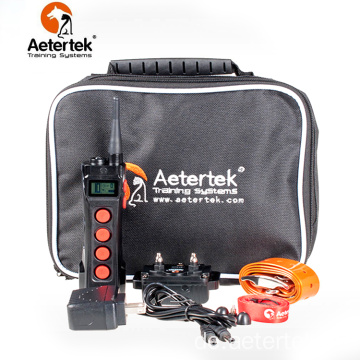 Aetertek AT-919C Schock Vibrationston Hunderinde Stop