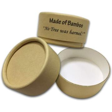 Customized ECO Friendly Bamboo Deodorant Container