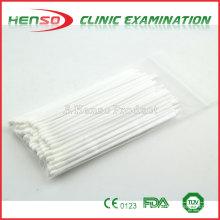 Henso Plastic Stick aplicada em algodão