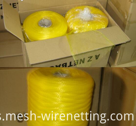 continous tubular netting