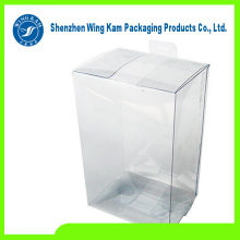 Transparent Outsime Food Stand PET Caisses en caoutchouc en plastique Emballage en gros