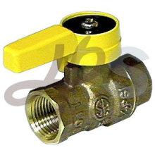 отливка бронзовая шариковый клапан для газа