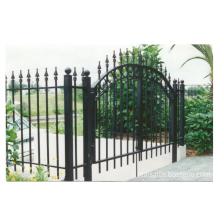 Victorian wrought iron fence designs