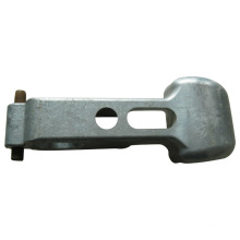Piezas de la máquina de fundición a presión de aluminio (074)