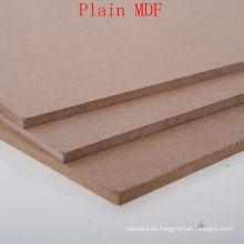 Raw / Plain MDF Board von guter Qualität