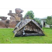 Tenda de acampamento único de alta qualidade militar de 3-4