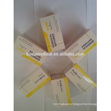 Absorbible Surgical suture chromic catgut proveedores