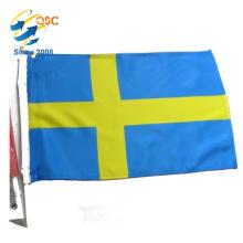 drapeau de pays de Suède acheter directement à partir de l'usine de porcelaine
