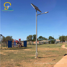 A venda quente personalizou a certificação RoHS do CE 30W 50W 60W 80W conduziu a iluminação de rua solar ao ar livre