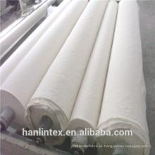 China Tc branco pocketing tecido PC 45 * 45 110 * 76 tecido de bolso