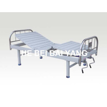 a-129 Double-Function Manual Hospital Bed