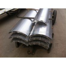 Profil industriel en aluminium / profil aluminium mécanique / équipement utilisant des profils en aluminium