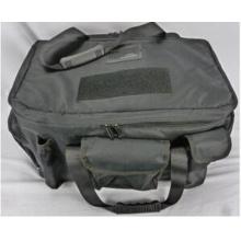 Polizei Schwarz Große Größe Camping Handtasche