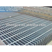 galvanized steel grating panel