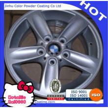 Best quality RAL 9006 Metallic Powder Coating