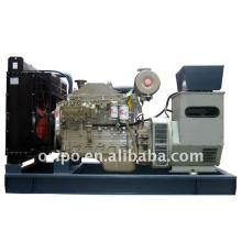Generadores industriales 128kva / 102kw energía del generador 60Hz con el tanque de combustible de 8 horas