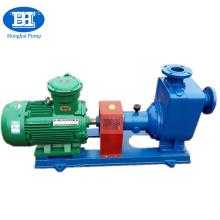 Electric fuel oil transfer centrifugal pump
