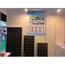 Paneles solares poligonales de 80 vatios fuera del sistema de rejilla para el hogar o la luz de calle