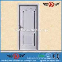 JK-SD9018 new style solid wooden door with solid wooden door drawing