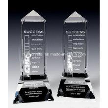 Лестница к успеху кристаллическая премия (TS14)