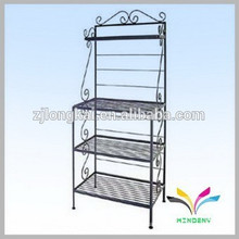 China supplier durable antique decorative high quality metal electric bathroom drying rack