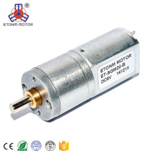 Car door lock motor micro dc motor 20mm