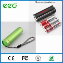 Manufacturer Wholesale Cheap High Power Best Small Mini Led Flashlight Torch Light