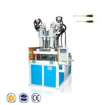 Standard skruvmejsel Rotary Injection Molding Machine