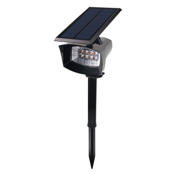 Wall Mounted LED Outdoor Lampu Sorot Surya