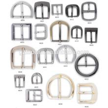 Boucle métallique chaude pour sacs à main / boucle de connexion de ceinture en métal pour conception de sac de dame