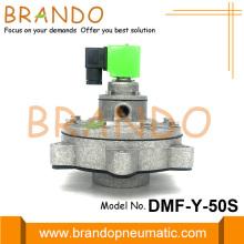 2'' DMF-Y-50S Manifold Mount Electromagnetic Pulse Valve