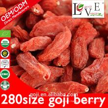EU standard Ningxia goji berry with low sugar